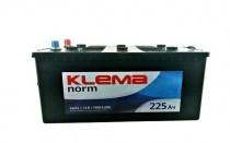 Аккумулятор KLEMA NORM 6СТ-225Ah АзЕ 225AH 1500A