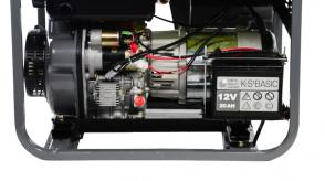 Аккумулятор для изельного генератора мощностью 5-8кВТ 12v-20Ah-250A