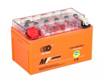 Аккумулятор для скутера Outdo GEL ytx7a-bs 12v 7Ah 120A