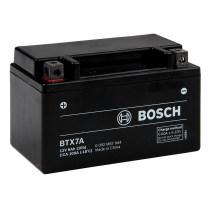 Мото аккумулятор BOSCH BTX7A YTX7A-BS 12v 6Ah 100A