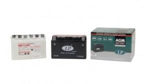 Мото аккумулятор LP YT7B-BS 12v 6.5Ah 110A