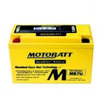 Мото аккумулятор MOTOBATT MB7U 12v 6.5Ah 100A