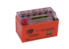 Мото аккумулятор OUTDO GEL YTX7A-BS 12v 6Ah 120A