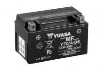 Мото аккумулятор YUASA MF YTX7A-BS 12v 6Ah 105A