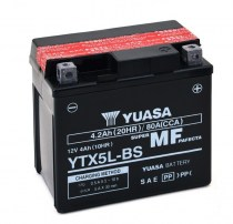 мото-аккумулятор-agm-yuasa-ytx5l-bs-12v-4ah-80a