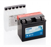 мото-аккумулятор-exide-agm-etz7-bs-12v-6ah-100a