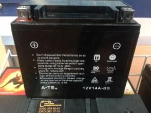 Аккумулятор 12v14A-BS для генератора бензиновой электростанции 12v 12Ah 200A