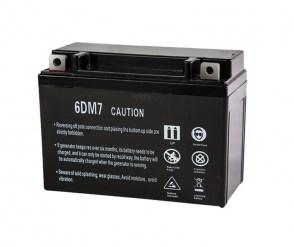 Аккумулятор 6DM7 для электростанции бензиновой 12v 7Ah