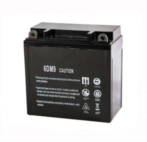 Аккумулятор 6DM9 для электростанции бензиновой 12v 9Ah