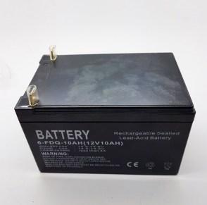 Аккумулятор для генератора 6FDQ-10Ah(12v10AH)