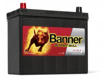BANNER POWER BULL P45 24 12v 45Ah 390A