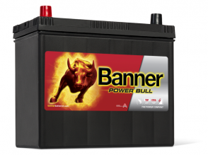 BANNER POWER BULL P45 24 12v 45Ah 390A