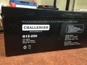 CHALLENGER_GEL-VRLA_G12-250_12V_250AH