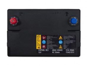 Аккумулятор DELKOR 12v 40Ah CMF40L-BCI 354 CCA