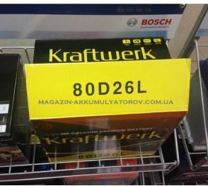 KRAFTWERK_PREMIUM_80D26L_70Ah_600A