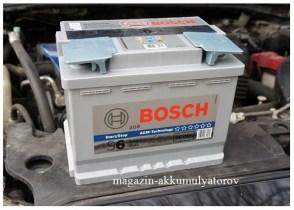 akkumulyator-BMW-MINI_COOPER-SKODA-FIAT-OPEL-PEUGEOT-Ford-bosch-s6-agm-0092S600501