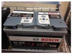 akkumulyator-BMW-MINI_COOPER-VOLVO-SKODA-OPEL-Volkswagen-Peugeot-FORD-bosch-s5-a08-70аh