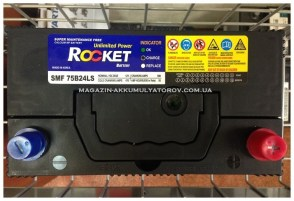 akkumulyator-Mazda_MX5-Toyota_Yaris-Honda_Accord_Civic_HR-V_CR-V-rocket-smf-75b24ls-55ah-580a