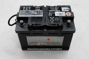 akkumulyator-agm-varta-68Ah-bmw_Mini-Cooper-SKODA-Volkswagen-VOLVO-Audi-seat