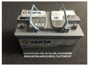 akkumulyator-agm-varta-70Ah-bmw_Mini-Cooper-SKODA-Volkswagen-VOLVO