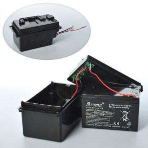 Аккумулятор Aroma 6-FM-14(12v14AH/20HR) на детский электромобиль