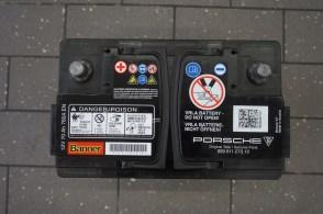 Аккумулятор BANNER AGM 12v 70Ah 760A на PORSCHE 911 991-GT3