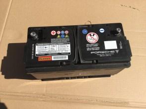 Аккумулятор BANNER AGM 12v 95Ah 850A на PORSCHE 911 991 GT3