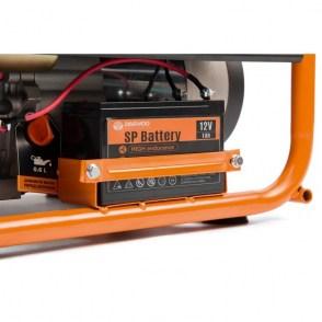 Аккумулятор на генератор Daewoo 12v 7Ah