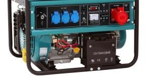 Аккумулятор 12v15AH/20HR для электростанции бензиновой