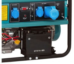 Аккумулятор на генератор GTX14-BS 12v 12Ah 200A