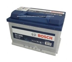 akkumulyator-bosch-s4-008-74аh-Volvo-BMW-Ford-Fiat-Skoda-Volkswagen-Opel-Audi-Peugeot-Renault