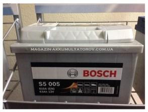 akkumulyator-bosch-s5-005-63аh-610a-Fiat-Opel-Ford-BMW-Peugeot_Renault_Skoda-Volkswagen-Volvo