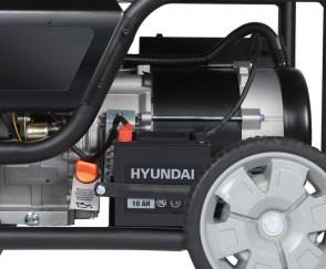 Аккумулятор на бензиновый генератор hyundai 12v10Ah