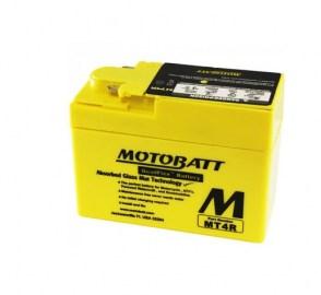 Аккумулятор на HONDA MOTOBATT MT4R 12v 2.5Ah 45A