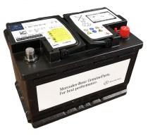 Аккумулятор на Мерседес AGM A0019828008 12V 70Ah 720A