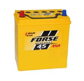 Аккумулятор на мотоблок FORSE 12V 45AH 400А