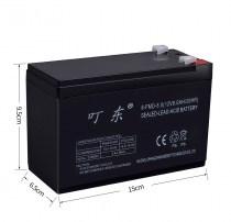 Аккумулятор на садовый опрыскиватель AGM 6-FMD-8.0(12V8.0AH/20HR)