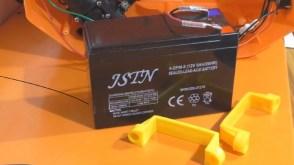 Аккумулятор для опрыскивателя 6-DFM-8  12v 8Ah