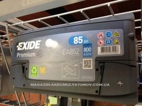 akumulyator-EXIDE_PREMIUM_EA852_85Ah