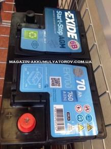 akumulyator_EXIDE_CK700_START_STOP_AGM-70Ah_760A