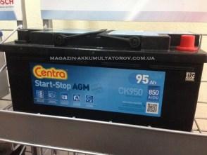 avto-akumulator_Centra_AGM_Start_Stop_CK950_95Ah_850A