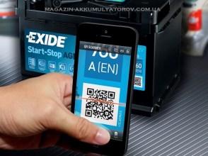 avto-akumulyator_EXIDE_CK700_Start_Stop_AGM-70Ah_760A