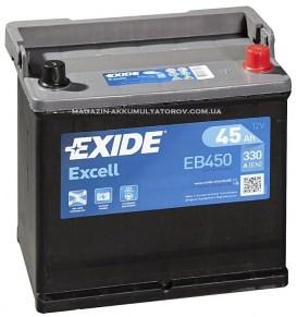 avto-akumulyator_EXIDE_Excell_EB450_45Ah_330A