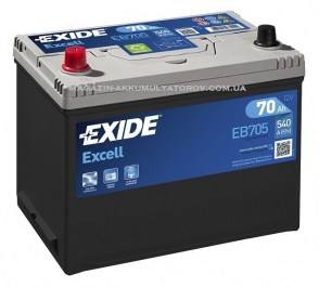 avto-akumulyator_EXIDE_Excell_EB705_70Ah_540A