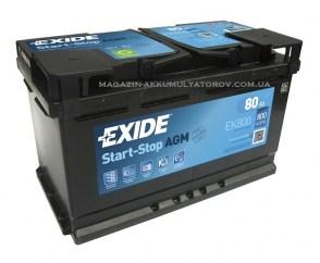 avto-akumulyator_EXIDE_Start-Stop_AGM_EK800_80Ah_800A