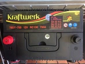 avto-akumulyator_KRAFTWERK_PREMIUM_78DT-750_78Ah_750A
