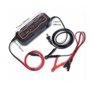 Авто и мото зарядное устройство BYGD 6857D 6V/12V 5А