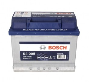 akkumulyator-bosch-s4-005-60аh-Renault-CitroenAudi-Skoda-Volkswagen-Opel-Ford-Fiat-Peugeot