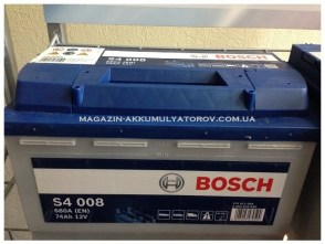 bosch-s4-008-74аh-680a-Volvo-BMW-Ford-Fiat-Skoda-Volkswagen-Opel-Audi-Peugeot-Renault