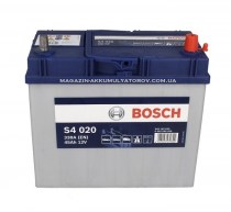 akkumulyator-0092S40200-bosch-s4-020-45ah-Suzuki_Swift-Nissan_Tiida-Daewoo_Matiz-Geely_SK-Geely_MK